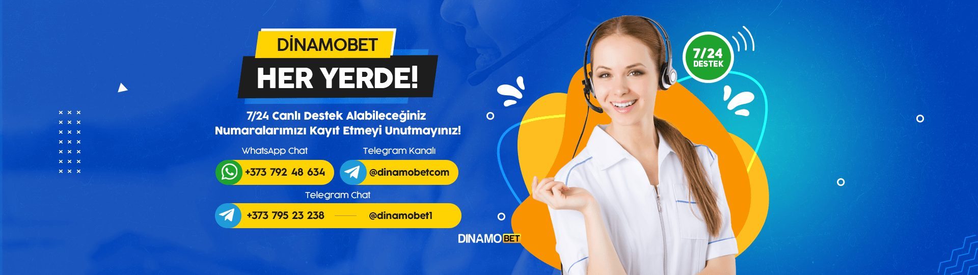 Dinamobet Giriş